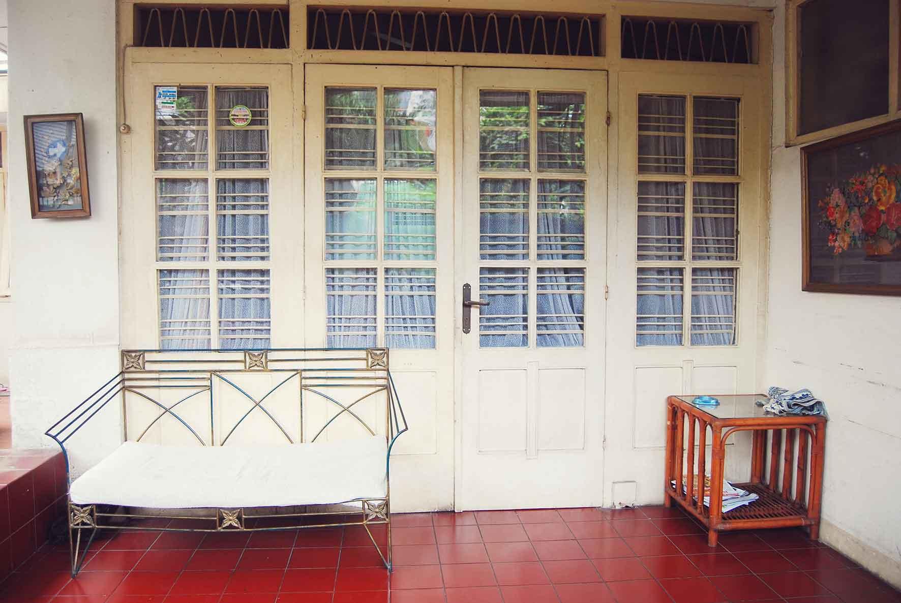 ardi yunanto teras dan ruang tamu dalam nostalgia